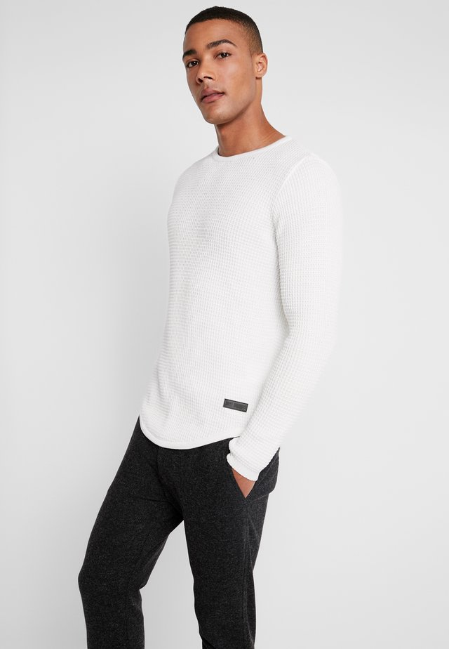 ARNOLD - Sweter - offwhite