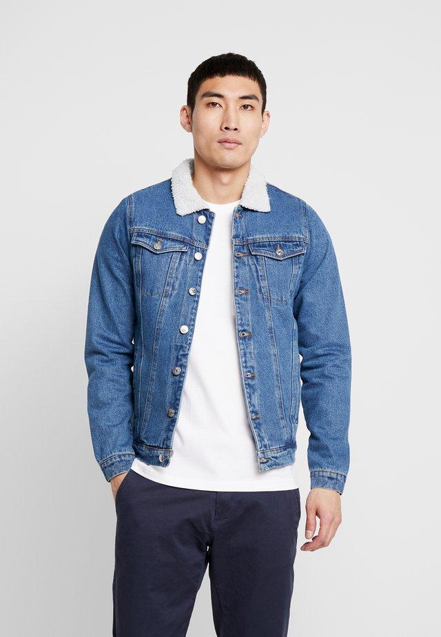 ROLF - Denim jacket - light indigo
