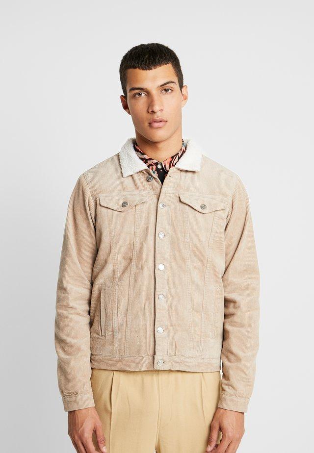 ROLF - Lehká bunda - brown