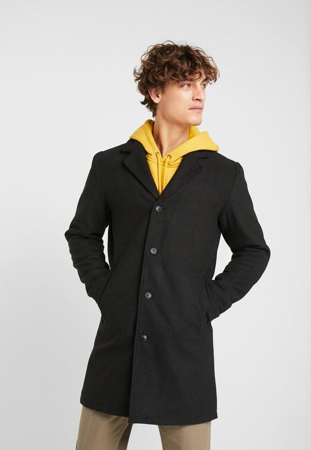 REYNOLD - Płaszcz wełniany /Płaszcz klasyczny - black