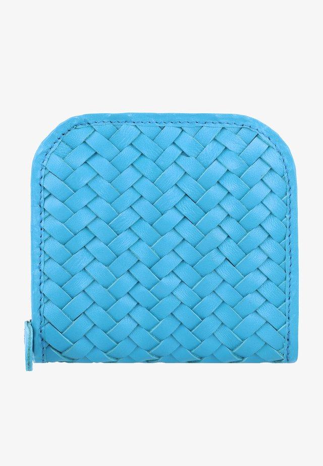 Wallet - aqua