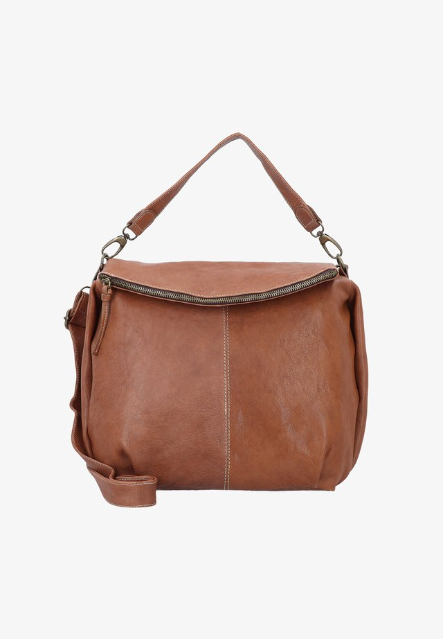 JACK KINSKY - Handbag - cognac