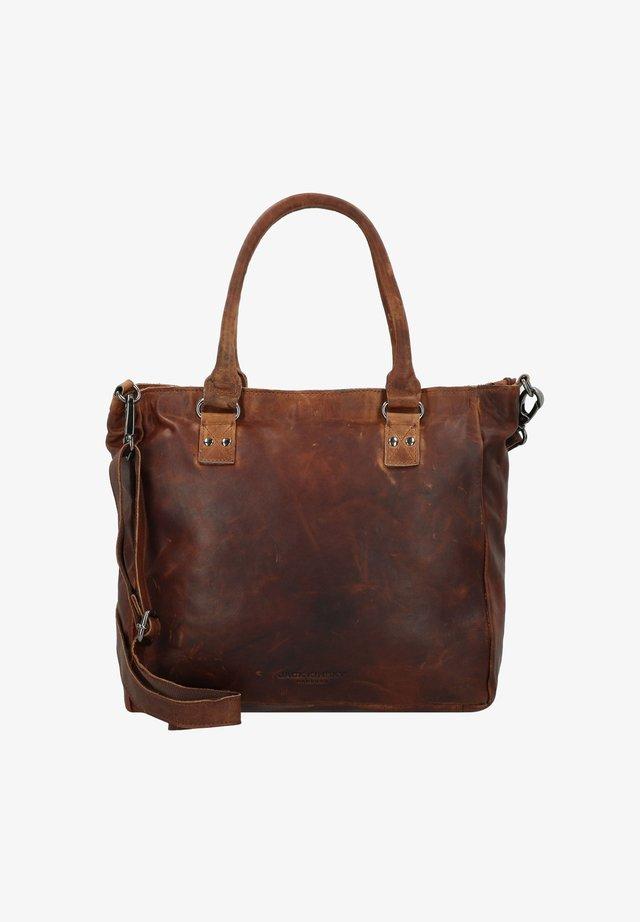 MONTREAL - Handbag - cognac