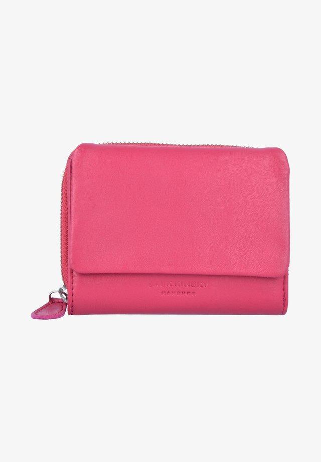 GELDBÖRSE LEDER 12 CM - Wallet - pink