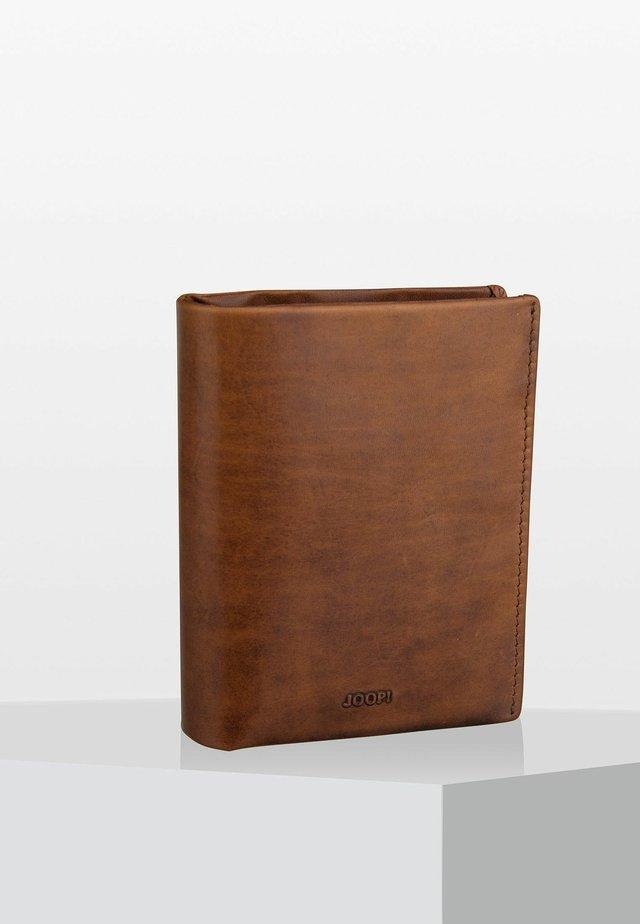 LORETO LADON - Wallet - dark brown