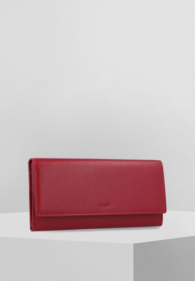 SERIA EUROPA - Wallet - red