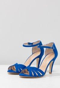 Jonak - DONIT - Sandales à talons hauts - blue - 4