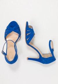 Jonak - DONIT - Sandales à talons hauts - blue - 3