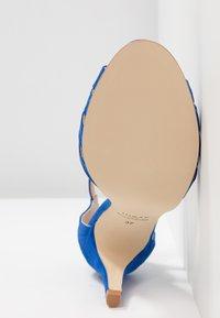 Jonak - DONIT - Sandales à talons hauts - blue - 6