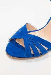 Jonak - DONIT - Sandales à talons hauts - blue - 2