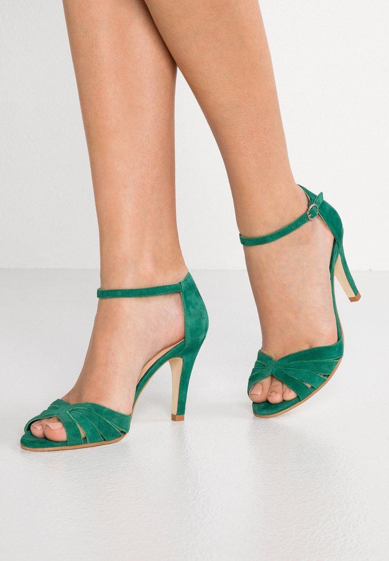 Jonak - DONIT - High heeled sandals - verde