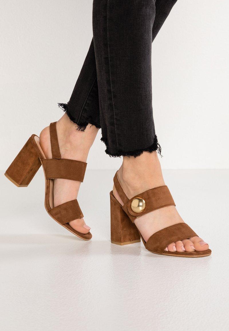 Jonak - DERIKA - High Heel Sandalette - cuba