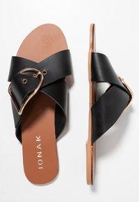 Jonak - JASMINE - Mules - black - 3
