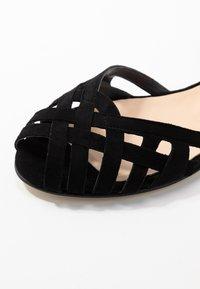 Jonak - DOO - Ankle strap ballet pumps - noir - 2