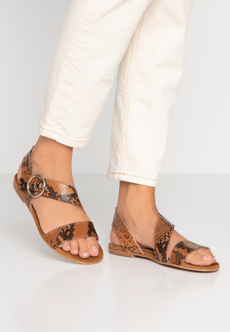 Jonak - ABLA - Sandales - camel