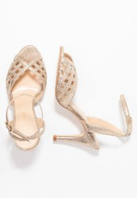 Jonak - DAICHYAN - High heeled sandals - platine - 3