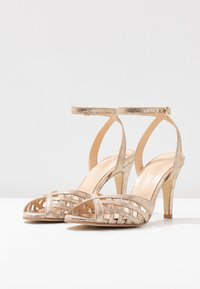 Jonak - DAICHYAN - High heeled sandals - platine - 4