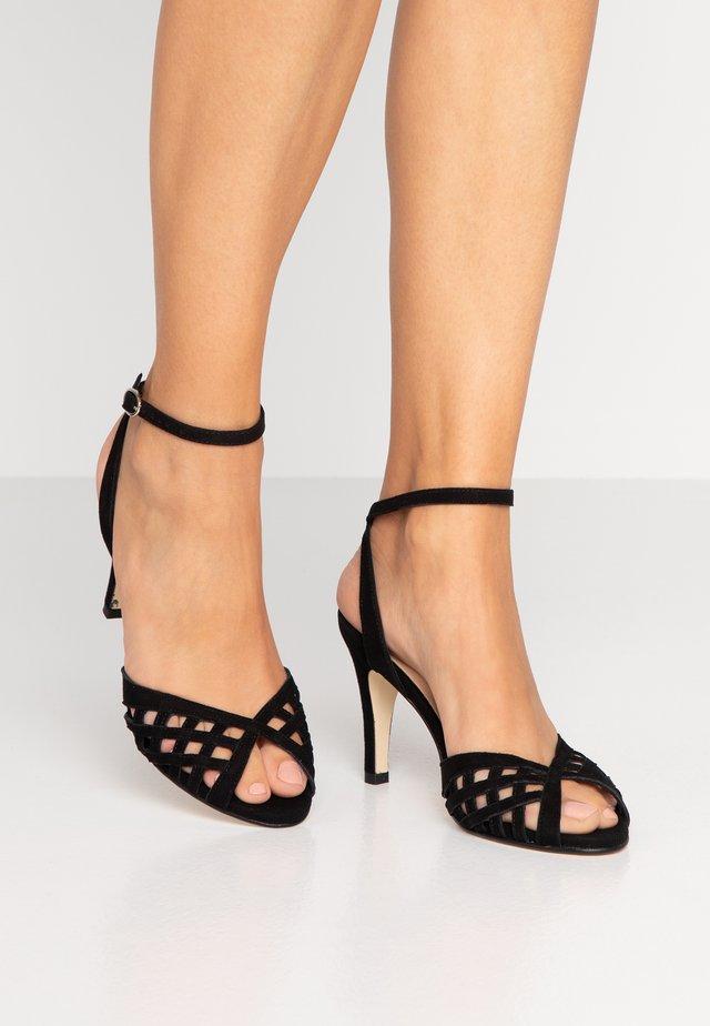 DAICHYAN - Korolliset sandaalit - noir