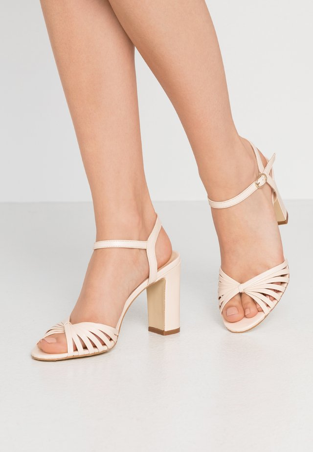 VINTO - High heeled sandals - ivoire