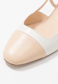 Jonak - DHAPOU - Ballerines - beige/ecru - 2