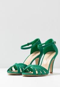 Jonak - DONIT - Sandales à talons hauts - vert fonce - 4