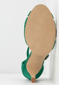 Jonak - DONIT - Sandales à talons hauts - vert fonce - 6