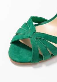 Jonak - DONIT - Sandales à talons hauts - vert fonce - 2