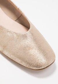 Jonak - ANAEL - Ballerinat - platine - 2