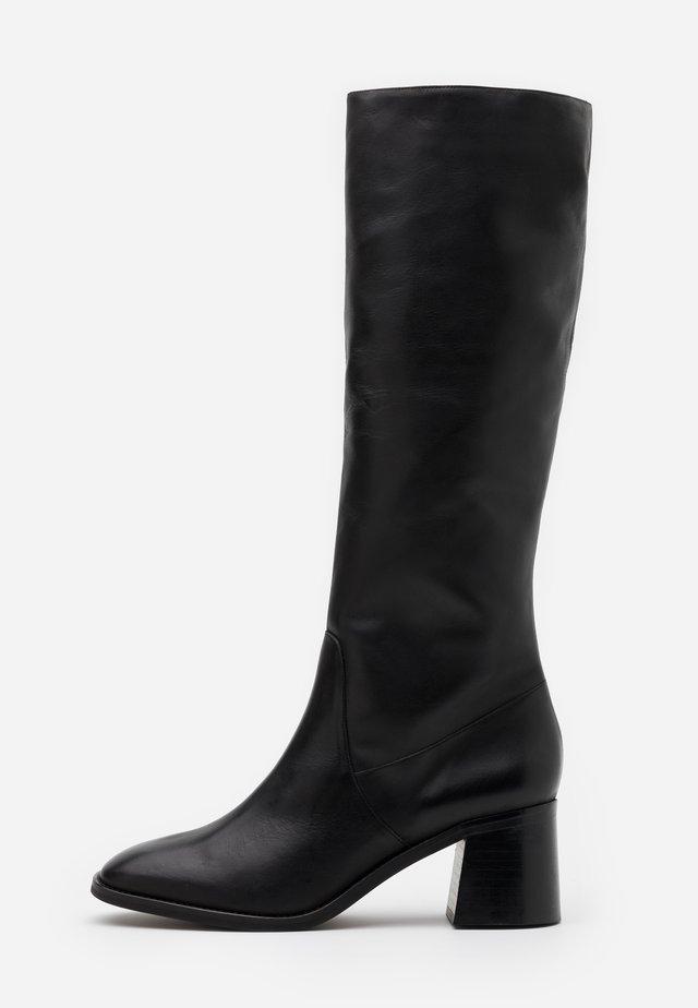 DORUNI - Boots - noir