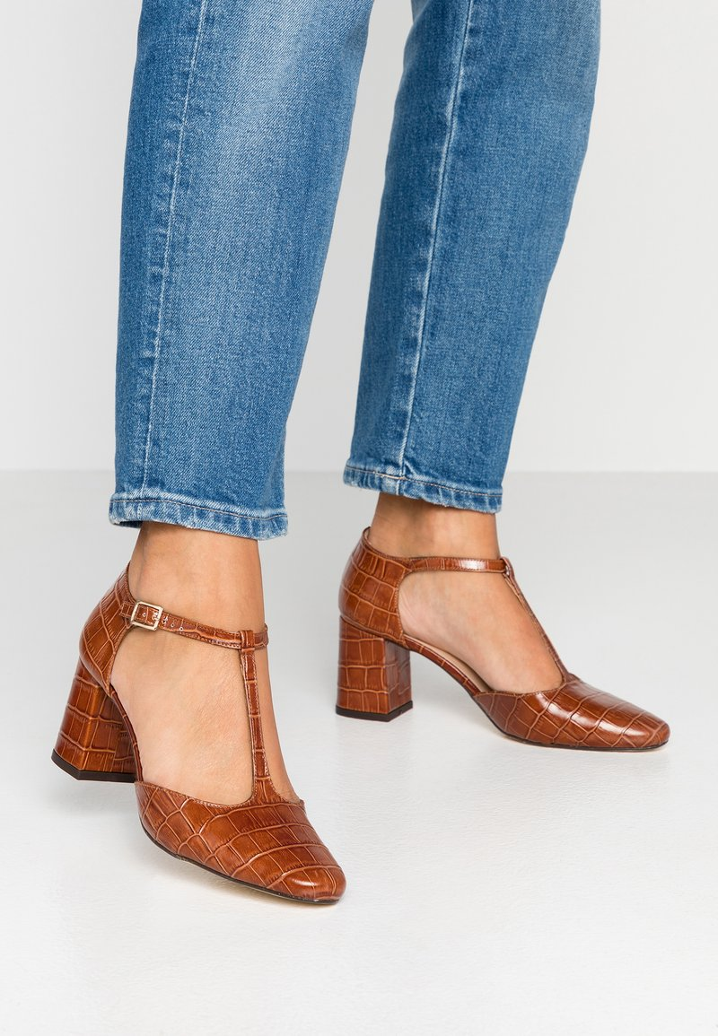 Jonak - VENATI - Classic heels - marron
