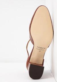 Jonak - VENATI - Classic heels - marron - 6