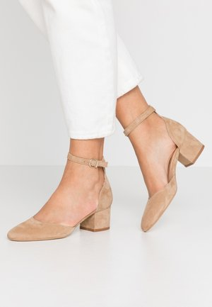 VIRGILI - Pumps - taupe