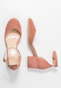 Jonak - VIRGILI - Classic heels - rose poudre - 3