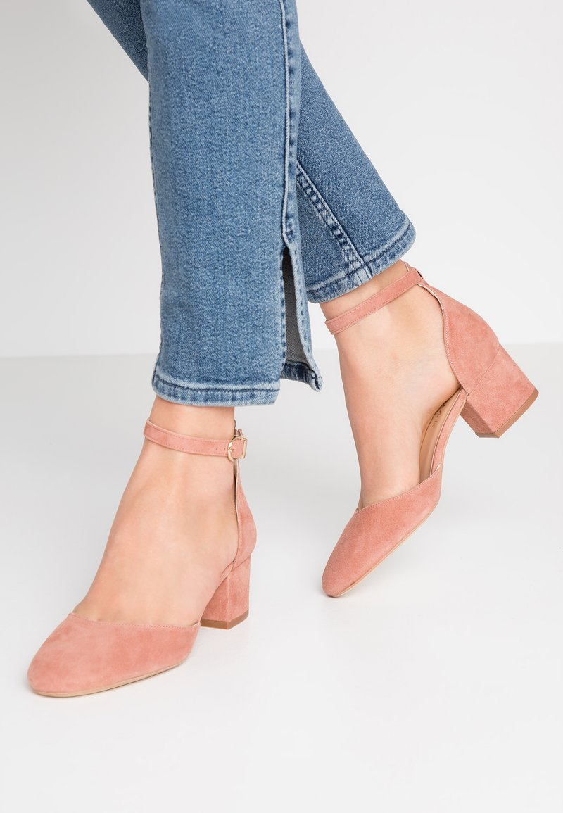 Jonak - VIRGILI - Classic heels - rose poudre