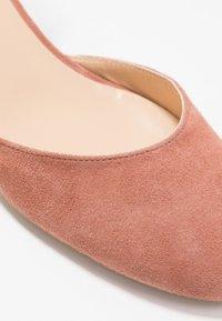 Jonak - VIRGILI - Classic heels - rose poudre - 2