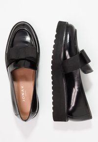 Jonak - DENLY - Mocassins - noir - 2
