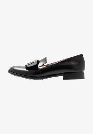 AHORA - Slippers - noir
