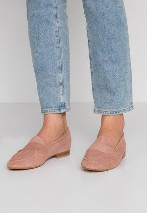 MIKI - Nazouvací boty - rose