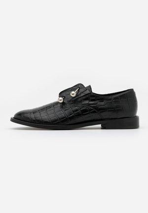 DUTHEN - Slippers - noir