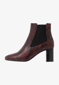 Jonak - DAMOCLE - Boots à talons - bordeaux - 1