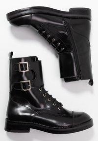 Jonak - ADONIS - Bottines à lacets - noir - 3