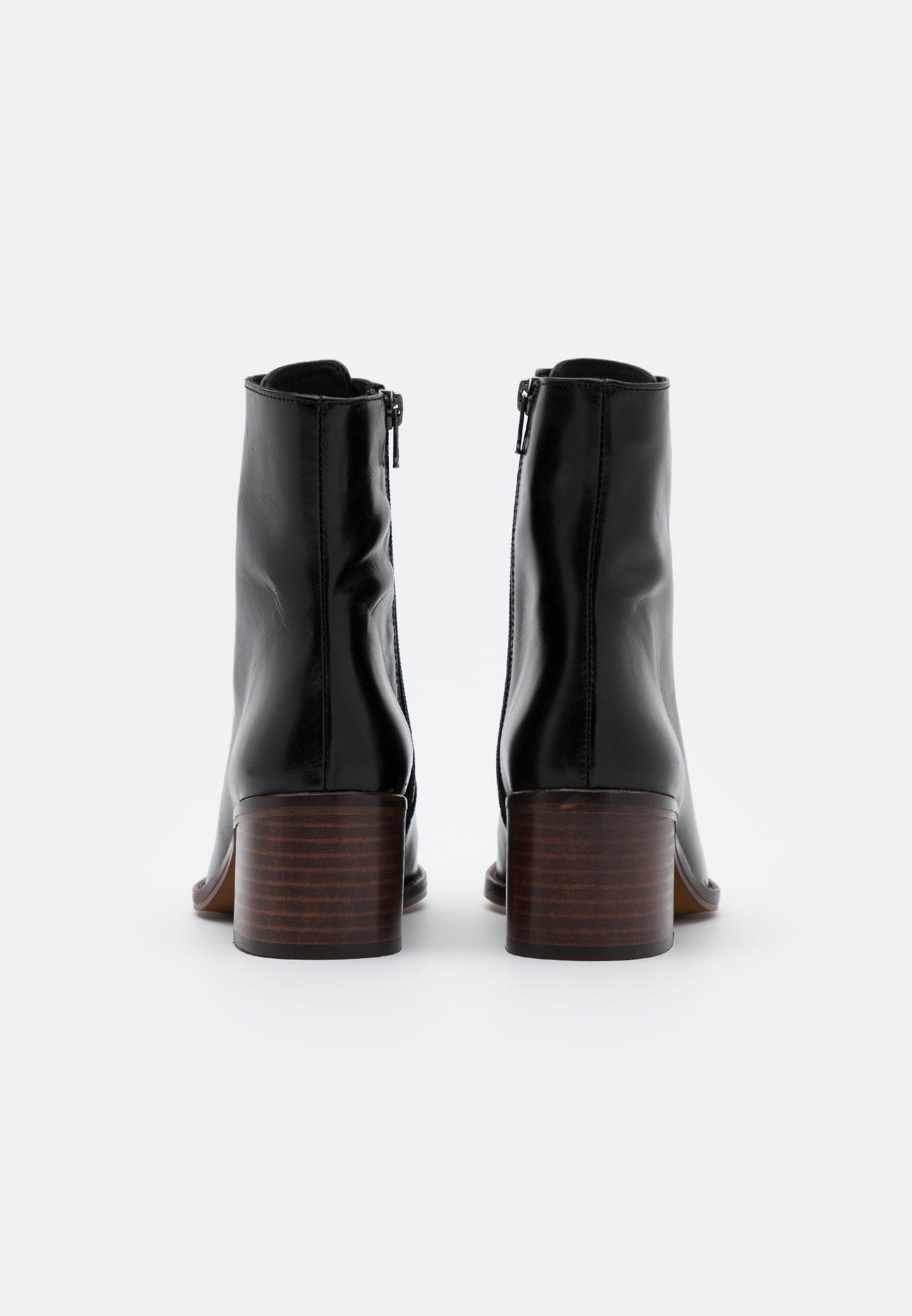 Jonak BOMBAY Bottines à lacets noir ZALANDO.FR