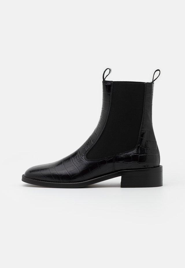 BOLIVIA - Classic ankle boots - noir