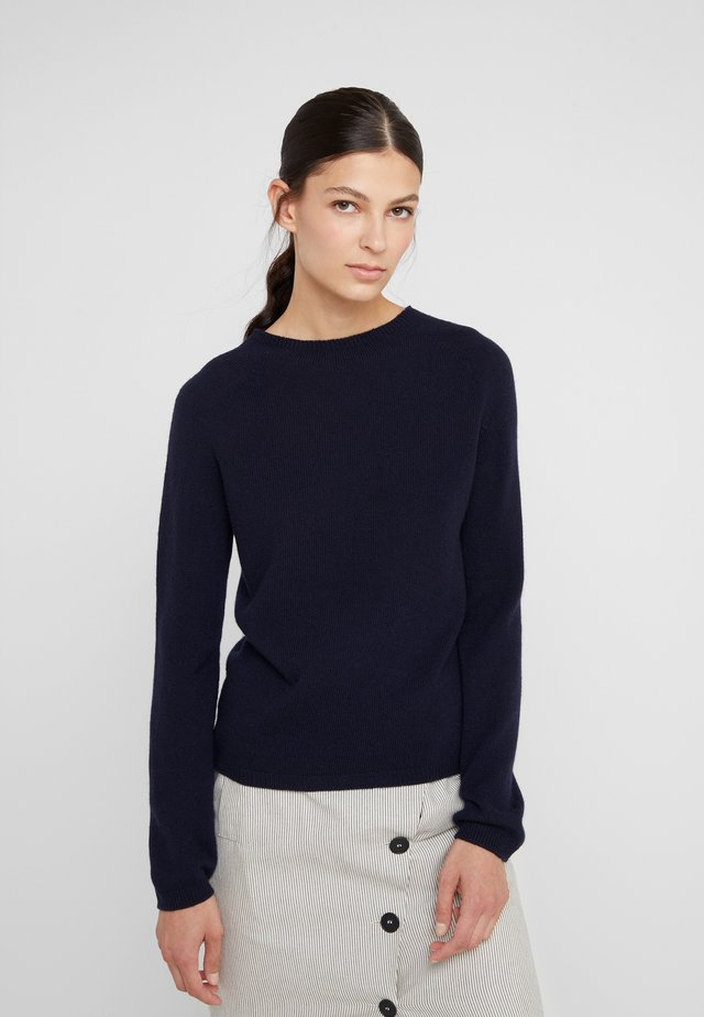 CASHMERE KAI - Jumper - dark navy