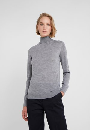 MARIA ROLL NECK - Trui - granite