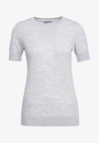 Johnstons of Elgin - MARIA - T-shirt basic - silver - 3