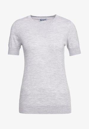 MARIA - Basic T-shirt - silver