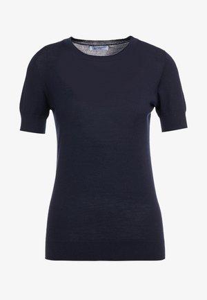 MARIA - T-shirt basic - dark navy