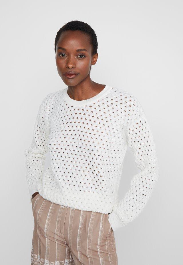 NYLA - Sweter - ecru