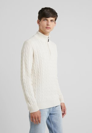 Strickpullover - antique white